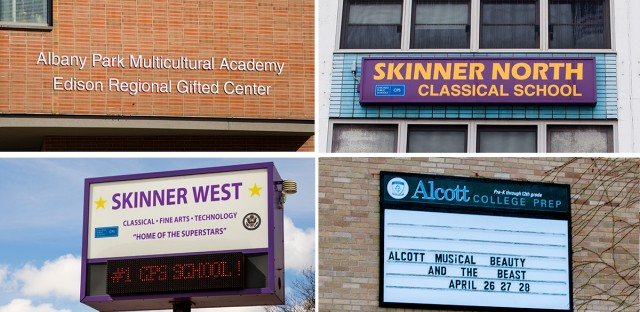 Which Cps Elementary Schools Send The Most Kids To Top High Schools