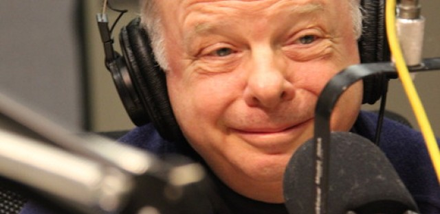 Playwright, actor and political activist Wallace Shawn