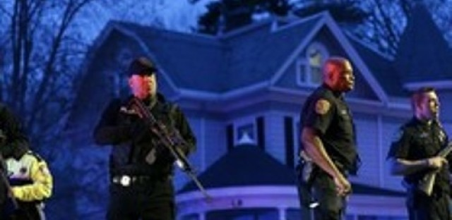 Not everyone is excited with how police conducted Boston manhunt