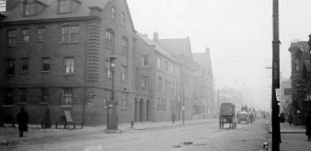 Hull House, 1910
