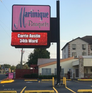 Carrie Austin fundraiser Sept 2019