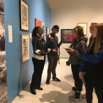 Nicole Bond Leads a Smart Museum Tour