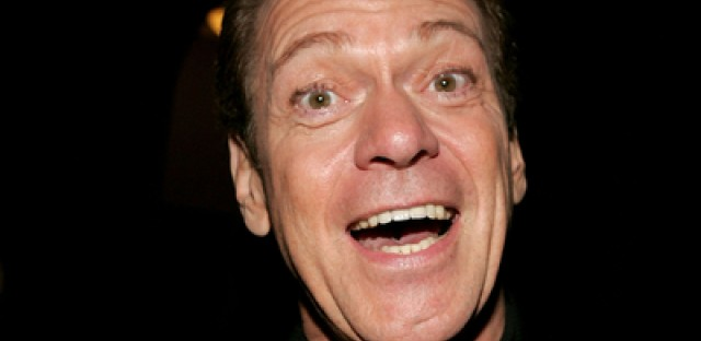 Comedian Joe Piscopo talks with some of our comedic colleagues