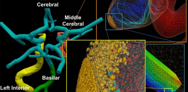 How Argonne is using supercomputer Mira to crunch mega-sized data to create visualizations from the formation of galaxies to aneurysms
