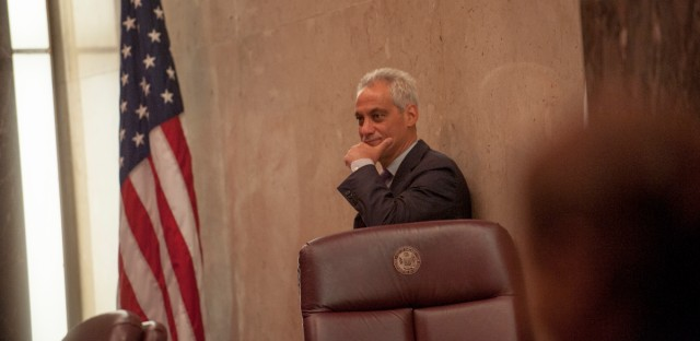 Chicago Mayor Rahm Emanuel announced earlier this month that he would not be running for re-election.