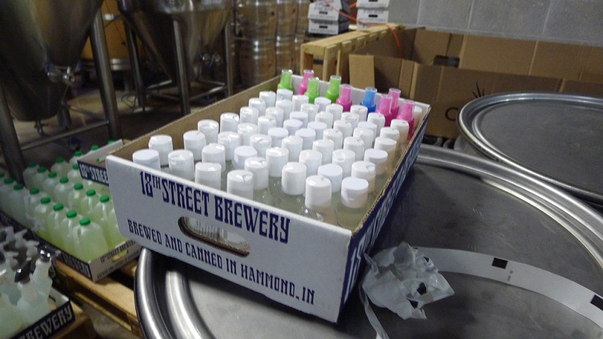 18th Street Brewery and Distillery