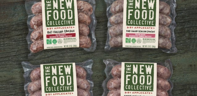 The New Food Collective's sausages, now available in Chicago-area Whole Foods stores