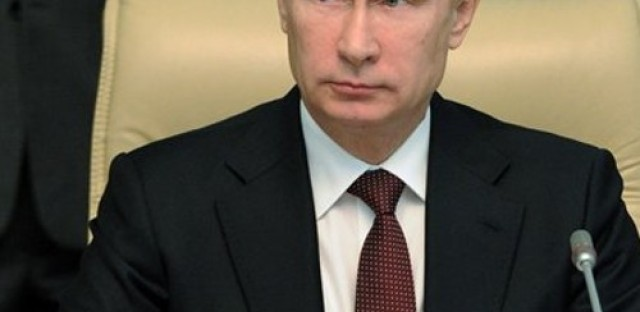 Vladimir Putin's stance on U.S. military action in Syria