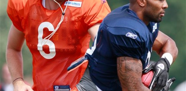 Jay Cutler and Matt Forte look to rebound from season ending injuries in 2011.