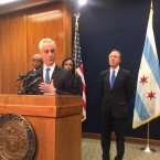 Press conference rahm