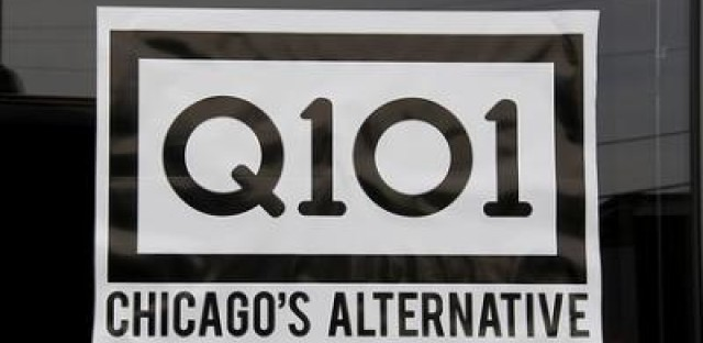 Chicagoans search the dial for alternative music as Q101 goes to talk
