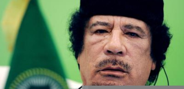 Remember the Gadhafi International Prize for Human Rights?