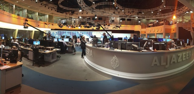 Coverage by the Arabic-language satellite channel Al-Jazeera has long been a sticking point in Qatar's relations with its neighbors. Saudi Arabia and others are pressuring the country to shut down the channel.