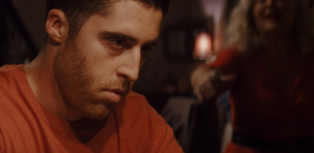 Filmmaker Trey Edward Shults plays the main character's estranged son.