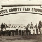 The Cook County Fairgrounds in Palatine.