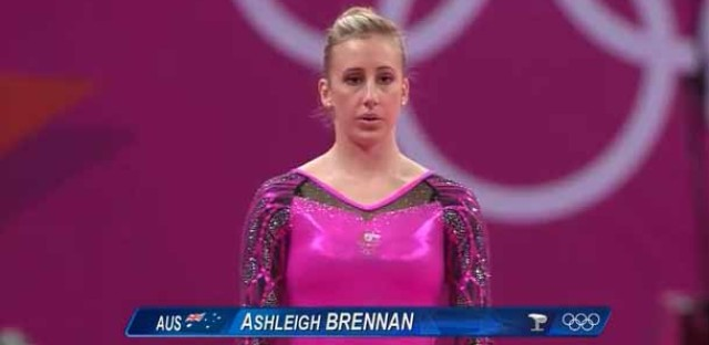 A women's gymnastics all-around individual final means more genuine reactions, for good or bad