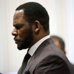 R. Kelly, appearing in Cook County criminal court in Chicago on June 26.