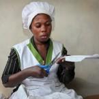 UGANDA AFRICA MENSTRUAL HYGIENE WOES