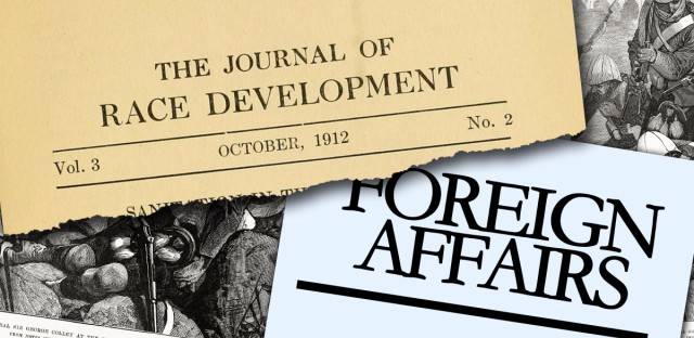 foreign affairs collage