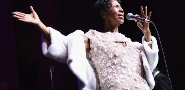 Pop Culture Happy Hour : Remembering Aretha Franklin Image
