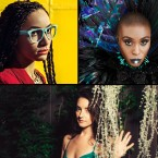 Clockwise from left: Corey King, Esperanza Spalding, Laura Mvula, Michaela Anne.