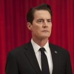Kyle MacLachlan reprises his role as FBI Agent Dale Cooper, among others, in Showtime's revival of Twin Peaks.