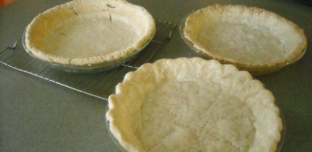 The Three Disobedient Pie Crusts