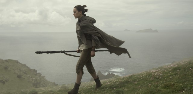 Pop Culture Happy Hour : Star Wars: The Last Jedi and What's Making Us Happy Image