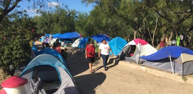 Matamoros asylum-seekers