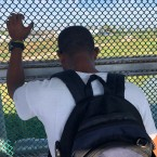 LGBTQ migrant at the border