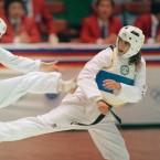 Arlene Limas Taekwondo