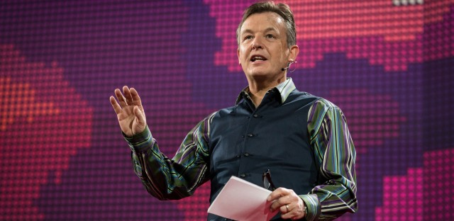 TED Radio Hour : Podcast Extra: An Interview With TED's Chris Anderson Image