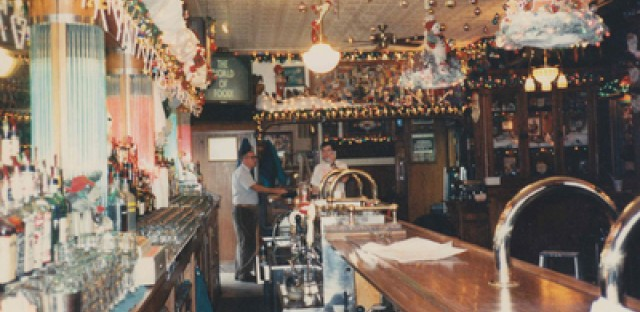 Cork & Kerry in Beverly is featured in the book 'Chicago's Historic Irish Bars.'