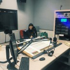 Prisca Dorcas Mojica Rodriguez in studio