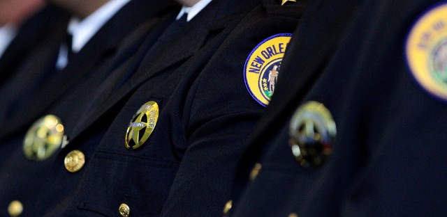 The New Orleans Police Department was one of the first big police departments in the U.S. to embrace the use of body cameras.