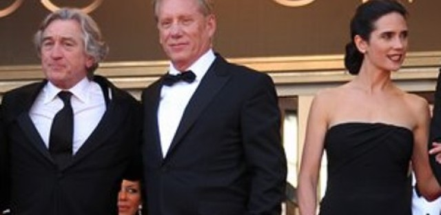 Milos Stehlik at the Cannes Film Festival