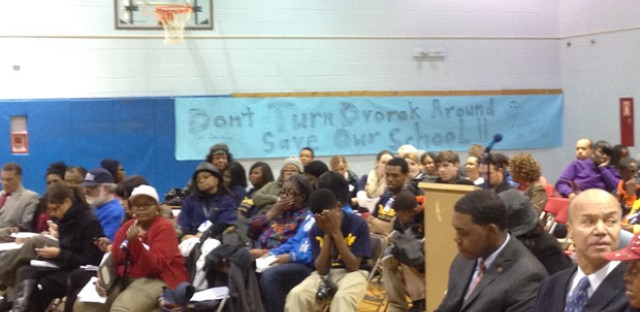 North Lawndale residents resist further school privatization