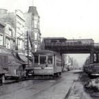 Two views of Pilsen, decades apart