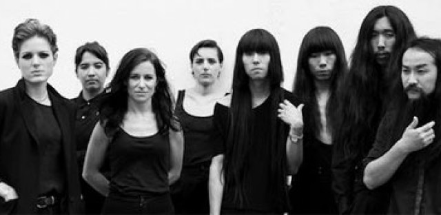 Savages join Bo Ningen and have a (Hugo) ball