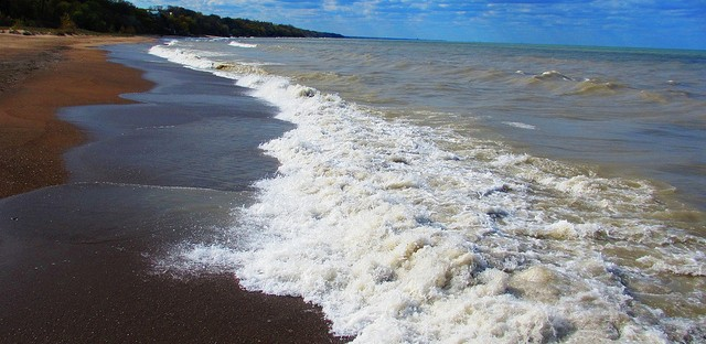 Deep cuts proposed to funding for Great Lakes