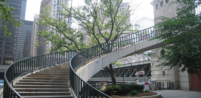 Redeveloping Wacker Drive, and Chicago's riverfront