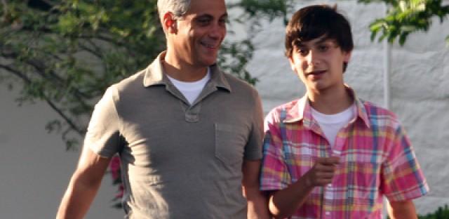 Examining Mayor Emanuel: His personal side