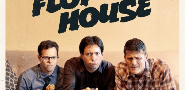 The Flop House : Ep.# 291 - Jurassic World: Fallen Kingdom LIVE Image