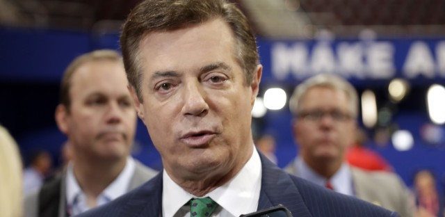 Paul Manafort, President Trump's former campaign manager, has extensive ties to a pro-Russia political party in Ukraine, making him a person of high interest to congressional committees investigating Russia's role in the 2016 election.