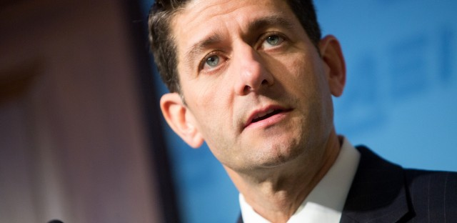 House Speaker Paul Ryan, R-Wis., discussed a Republican alternative to Obamacare upon its release at the American Enterprise Institute in June.