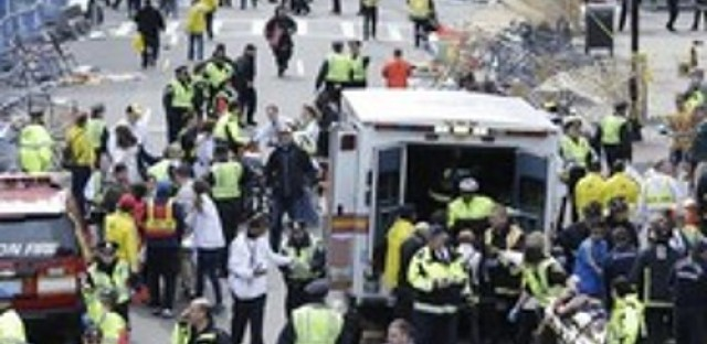 Explosions at Boston Marathon spark security questions