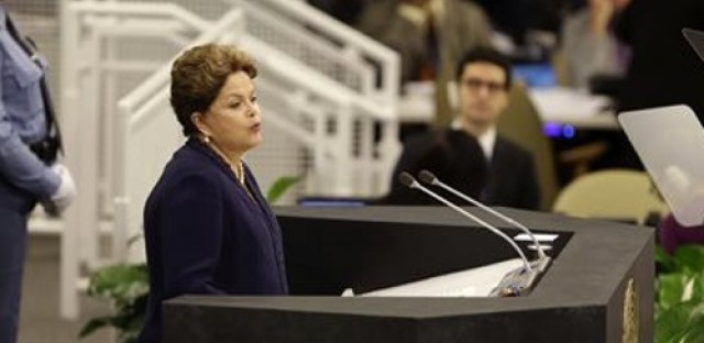 Brazil reacts to NSA spying by stretching its diplomatic wings