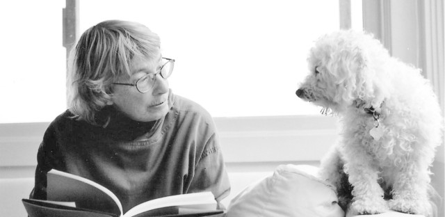 On Being : Mary Oliver — Listening to the World Image