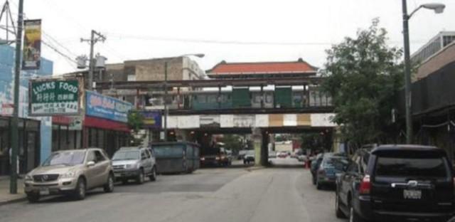 Argyle Street, aka Chinatown North
