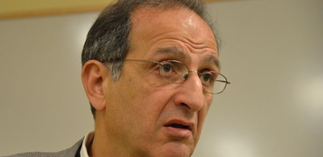 """James Zogby is author of the new book """"Arab Voices: What They Are Saying To Us and Why It Matters."""""""